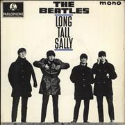 Click here for more info about 'The Beatles - Long Tall Sally EP - 1st - EX'