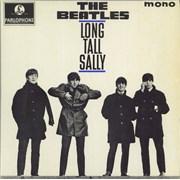 "The Beatles Long Tall Sally EP - 1st - WOL UK 7"" vinyl"