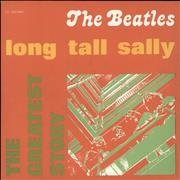 "The Beatles Long Tall Sally Italy 7"" vinyl"