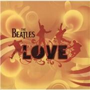 The Beatles Love - 2017 issue UK 2-LP vinyl set