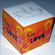 The Beatles Love - Notepad USA memorabilia Promo