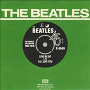 Click here for more info about 'The Beatles - Love Me Do - 1976'
