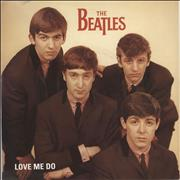 Click here for more info about 'The Beatles - Love Me Do - 1982'