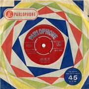 """The Beatles Love Me Do - 1st - EX UK 7"""" vinyl"""
