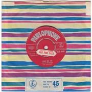 "The Beatles Love Me Do - 1st - MIGB - Factory Sample UK 7"" vinyl"