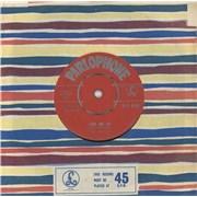 """The Beatles Love Me Do - 1st UK 7"""" vinyl"""
