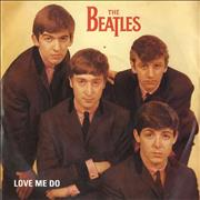 Click here for more info about 'The Beatles - Love Me Do - 20th - EX'