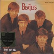 "The Beatles Love Me Do - 30th Anniversary Final Vinyl Issue Japan 7"" vinyl"