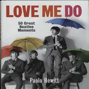 Click here for more info about 'Love Me Do - 50 Great Beatles Moments'