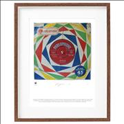 Click here for more info about 'Love Me Do - SuperSizeArt Numbered Print'