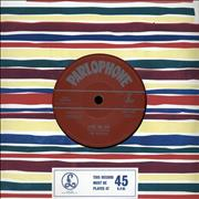 "The Beatles Love Me Do - Withdrawn Version UK 7"" vinyl"