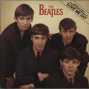 Click here for more info about 'The Beatles - Love Me Do - p/s'