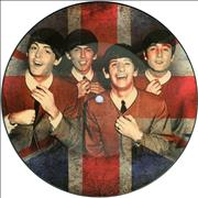 "The Beatles Love Me Do UK 7"" picture disc"