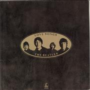 The Beatles Love Songs Netherlands 2-LP vinyl set