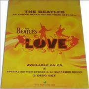 Click here for more info about 'The Beatles - Love'