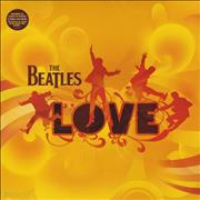 The Beatles Love UK 2-LP vinyl set