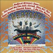 The Beatles Magical Mystery Tour - 180gm UK vinyl LP