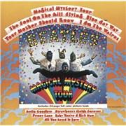 The Beatles Magical Mystery Tour - 2017 UK vinyl LP