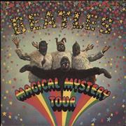 """The Beatles Magical Mystery Tour - 2nd UK 7"""" vinyl"""