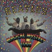 Click here for more info about 'The Beatles - Magical Mystery Tour - 3rd - Factory Sample'