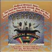 The Beatles Magical Mystery Tour - 3rd USA vinyl LP