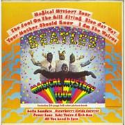 The Beatles Magical Mystery Tour - Apple - VG USA vinyl LP