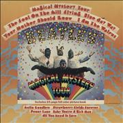The Beatles Magical Mystery Tour - EMI - VG UK vinyl LP