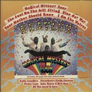 The Beatles Magical Mystery Tour - EMI UK vinyl LP