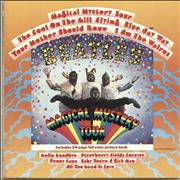 The Beatles Magical Mystery Tour - Purple Label Canada vinyl LP
