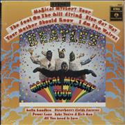 The Beatles Magical Mystery Tour - Sealed Venezuela vinyl LP