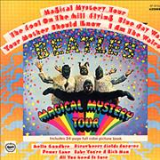 The Beatles Magical Mystery Tour Japan vinyl LP