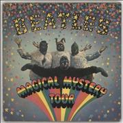 "The Beatles Magical Mystery Tour EP - 1st - 4pr - VG UK 7"" vinyl"