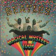 Click here for more info about 'The Beatles - Magical Mystery Tour EP - 1st - solid - VG'