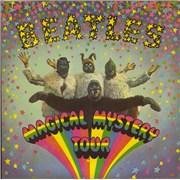 "The Beatles Magical Mystery Tour EP - 1st - 4pr - WOL UK 7"" vinyl"