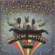 """The Beatles Magical Mystery Tour EP - 1st - Solid UK 7"""" vinyl"""