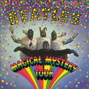 "The Beatles Magical Mystery Tour EP - 4th - EX UK 7"" vinyl"