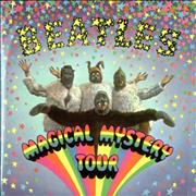 "The Beatles Magical Mystery Tour EP - 4th UK 7"" vinyl"