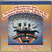 The Beatles Magical Mystery Tour USA vinyl LP