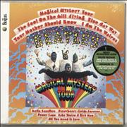 The Beatles Magical Mystery Tour UK CD album