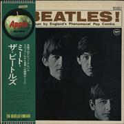 Click here for more info about 'The Beatles - Meet The Beatles - ¥2,200 Stickered Beatles Forever Obi'