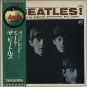 Click here for more info about 'The Beatles - Meet The Beatles - ¥2,200 Beatles Forever Obi'