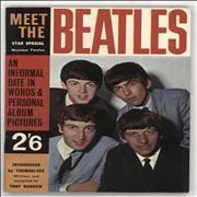 Click here for more info about 'The Beatles - Meet The Beatles - Star Special No. 12'