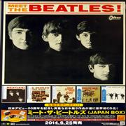 Click here for more info about 'The Beatles - Meet The Beatles (Japan Box)'