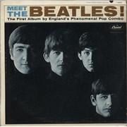 The Beatles Meet The Beatles USA vinyl LP