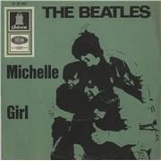 "The Beatles Michelle - EX Germany 7"" vinyl"