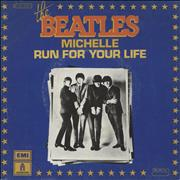 Click here for more info about 'The Beatles - Michelle - Oldies But Goldies Series'
