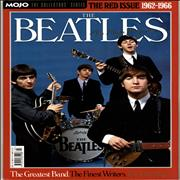 The Beatles Mojo Presents The Beatles - The Red Issue 1962-1966 UK magazine