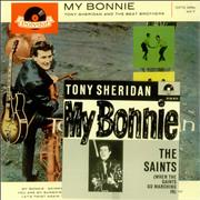 Click here for more info about 'The Beatles - My Bonnie + 7