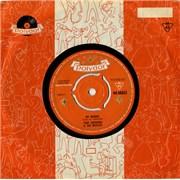 """The Beatles My Bonnie - EX UK 7"""" vinyl"""