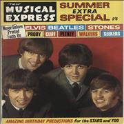 Click here for more info about 'The Beatles - New Musical Express Summer Extra Special'